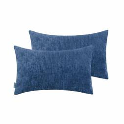 12 x 20 Inches Cashmere Soft Decorative Rectangle Throw Pill