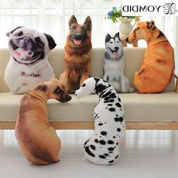 3D Puppy <font><b>Shape</b></font> Cushion decorative <font>