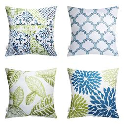 4 Packs Hippih Comfortable New Living Decorative Throw Pillo