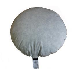 95% Feather 5% Down, 32 Inch Diameter Round Floor and Cushio