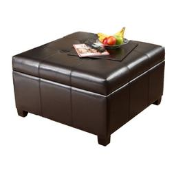 Best Selling | Storage Ottoman | Coffee Table | Square Shape