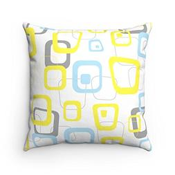 MCM Man - Mid Century Modern Accent Throw Pillow For decorat