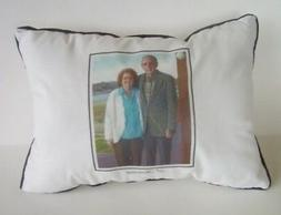 Personalized Toss Pillows! Your own family pictures! Custom
