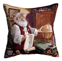 Simply Home The List Tapestry Decorative Tapestry Throw Pill