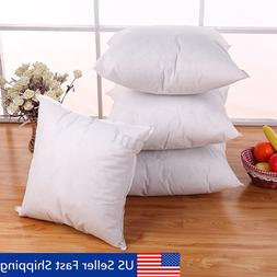 ALL SIZE Euro Cotton Cushion Throw Pillow Sofa Waist Pillowc