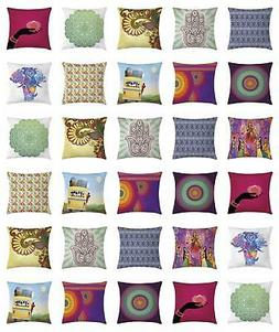 Asia Throw Pillow Cases Cushion Covers by Ambesonne Home Dec