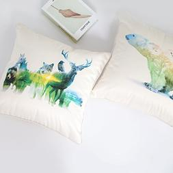iNuvole Back to Nature Wild Life Animals Decor Collection 18
