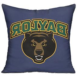 Baylor Bears Football Team 2015 18'' X 18'' Decorative Squar
