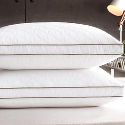 Casaottima Standard Bed Pillow, Soft & Comfortable Pillows,