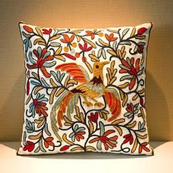 MeMoreCool Bohemia Exotic Style Pillow Sham Exquisite Stereo