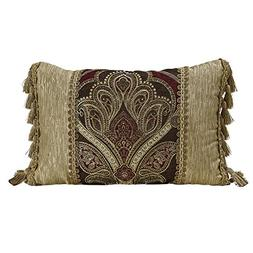 Croscill Bradney Boudoir Throw Pillow