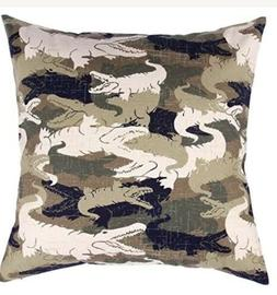 TangDepot Camouflage Throw Pillow Cover Camo Pillow Cases -