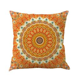 Clearance! Pillowcase,Canserin 2017 Bohemian Geometry Painti
