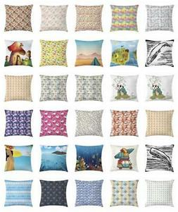 Colorful Design Throw Pillow Cases Cushion Covers Home Decor