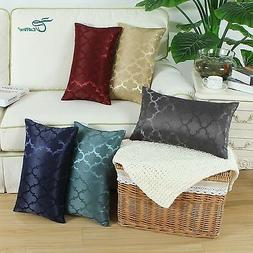 CaliTime Cushion Throw Covers Pillows Shell Chains Accent Ge