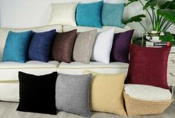 CaliTime Throw Cushion Pillows Case Shell Cover Sofa Decor S