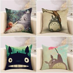 Cute Cartoon Totoro Lovely <font><b>Throw</b></font> <font><