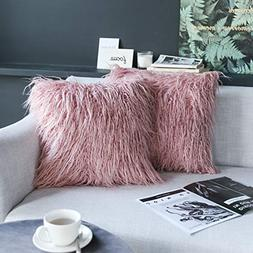 Kevin Textile Decorative New Luxury Series Merino Style Fur