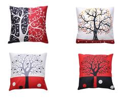 Decorative Throw Pillow Covers Art print Cushion Covers 18''