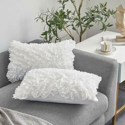 Decorative Throw Pillow Covers  - Pillow Cover Sham Cushion-