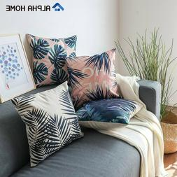 Decorative Throw Pillow Covers Set of 4 Cushion Covers - 18