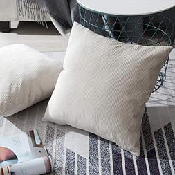 Top Finel Decorative Throw Pillow Covers Soft Particles Velv
