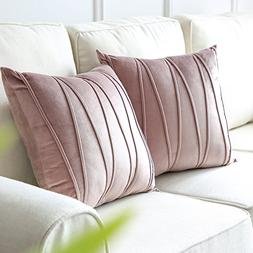 Top Finel Decorative Hand-Made Throw Pillow Cases Soft Parti