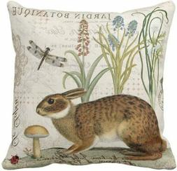 Emvency Throw Pillow Cover Botanical Modern Vintage French R