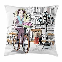 Fashion Throw Pillow Cases Cushion Covers Ambesonne Home Dec