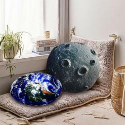Floor Pillows Planet Earth Glob Stuffed Rock Stone Couch Cus