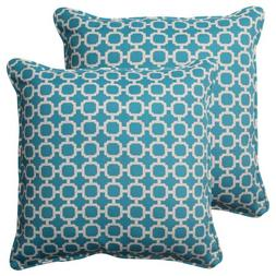 Pillow Perfect Hockley Corded Throw Pillow