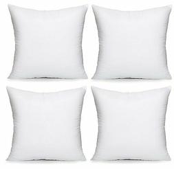 hypoallergenic pillow insert form cushion