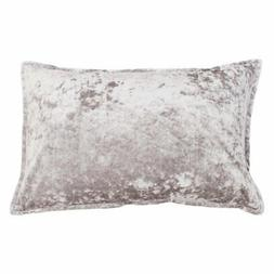 Thro by Marlo Lorenz Iliana Ice Velvet Rectangle Throw Pillo