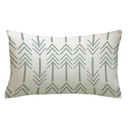 KMG Kimloog Arrow Print Stylish Rectangle PillowCases Festiv