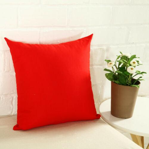 "16"" 18"" 20"" Case Throw Cushion Decoration"