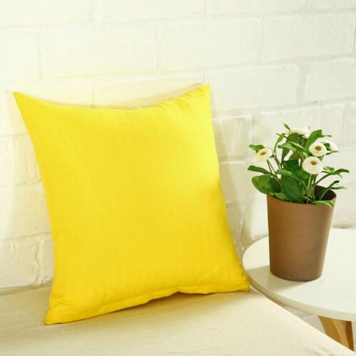 "16"" Case Sofa Car Throw Cushion Decoration"