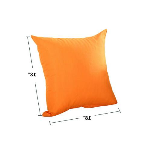 "16"" 18"" Case Sofa Throw Cover Home Decoration USA"