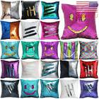 16 magic mermaid pillow case reversible sequin