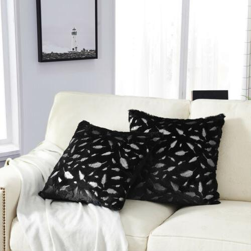 Throw Pillows Case Sofa Decor