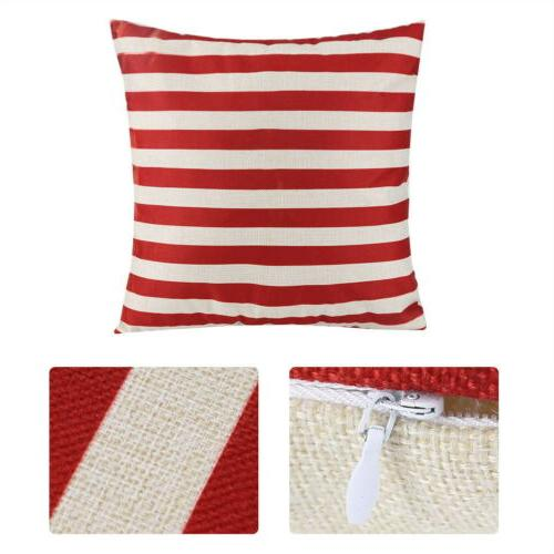 "18"" Home Case Waist Cushion Cover US"