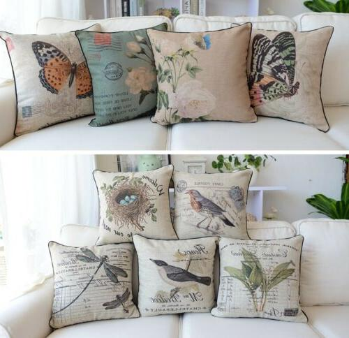 18 french country cottage floral bird animal