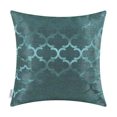 chains accent geo reversible cushion throw covers