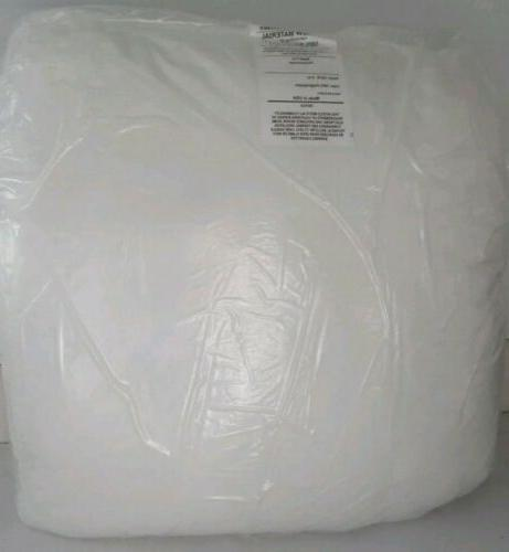 2 pack throw pillows inserts hypoallergenic square
