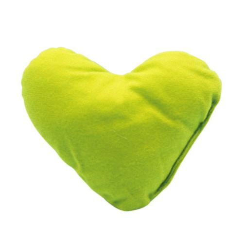2 Cushions Heart pillows Toy For Dog Pet