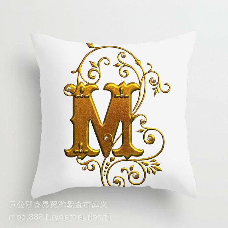 26 Gold case cover for sofa Bedroom Decoration