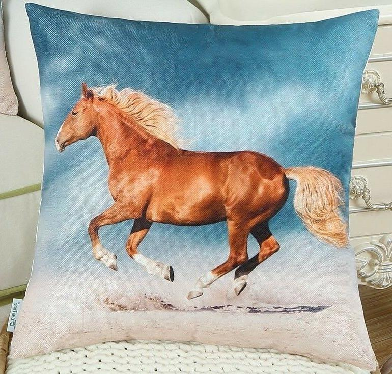 3 CaliTime Horse Print - x 18 - Different