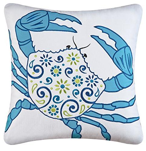 842981720e meridian crab pillow