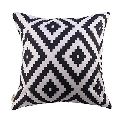 HOSL Home Decor Pillow Cushion Covers Square Only,