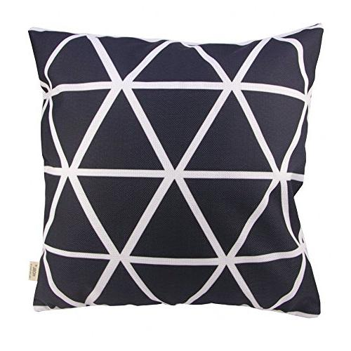 HOSL P61 4-Pack Sofa Home Decor Design Pillow Square Inch Case Only, PILLOW
