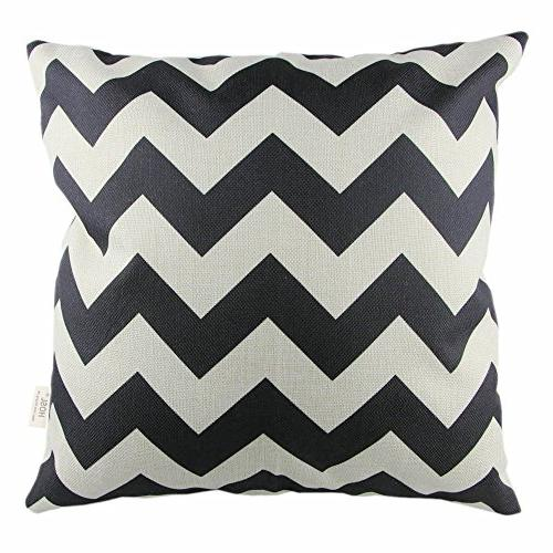 HOSL P61 4-Pack Home Design Pillow Cushion Square 18 Only, NO